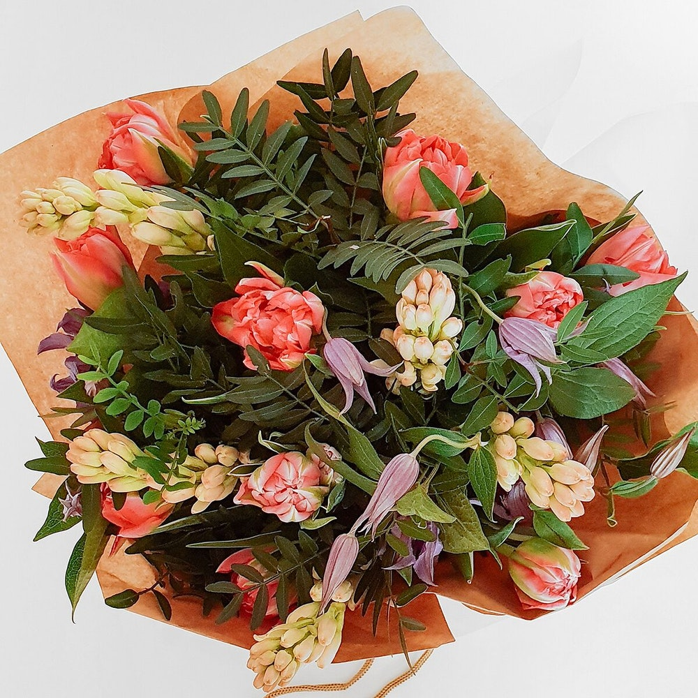 Pretty polyanthus