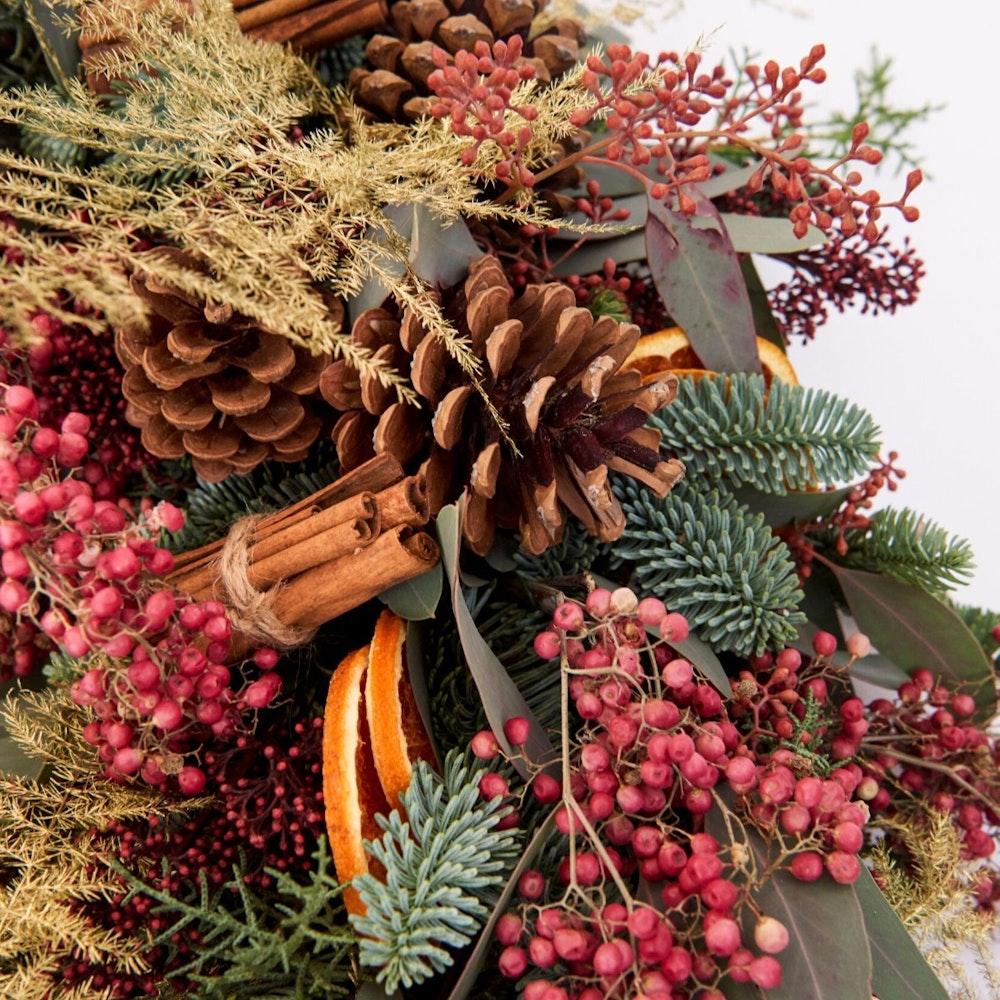 Spiced Wreath