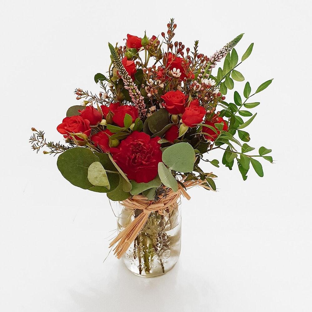 St Valentine Jar