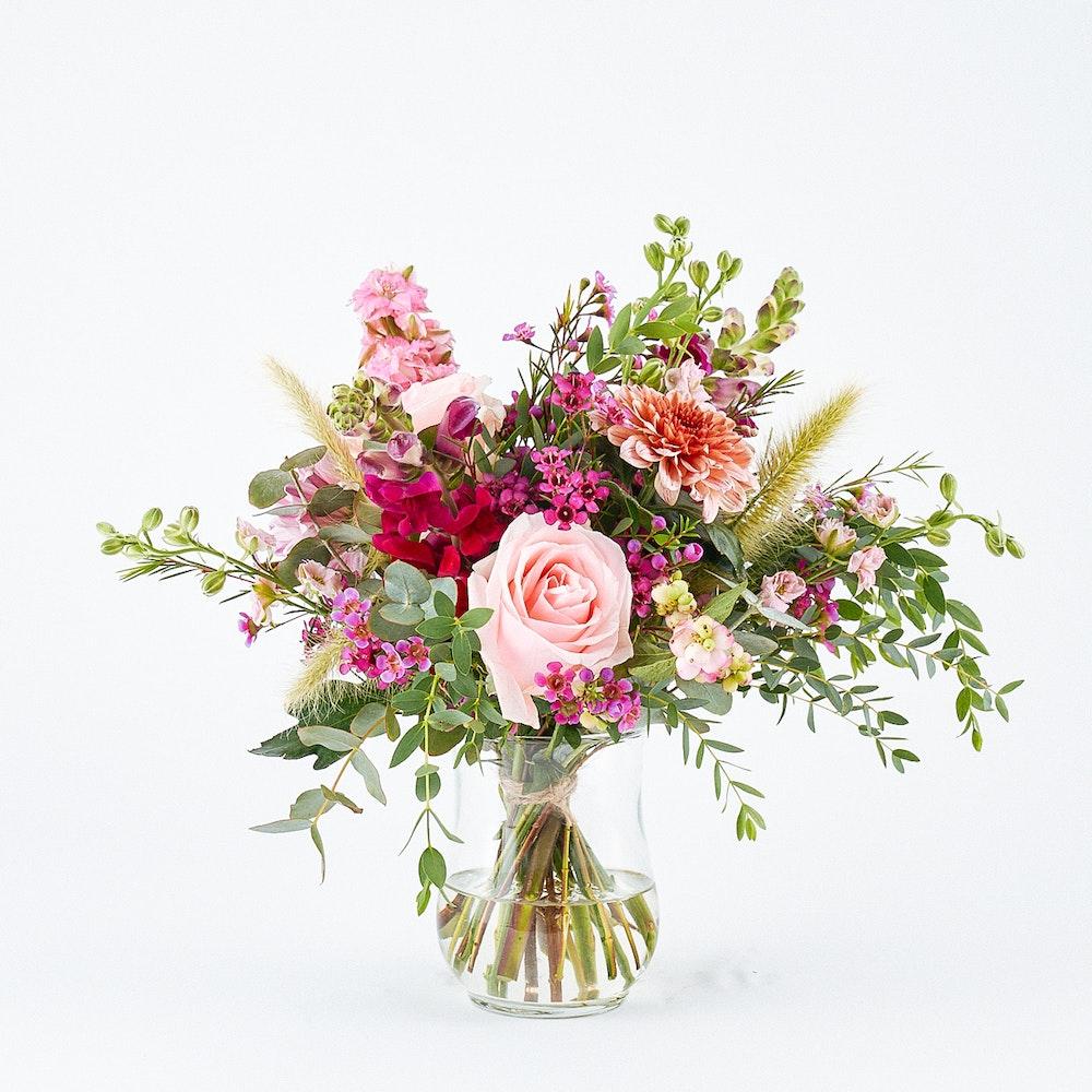 Corve bunch in vase