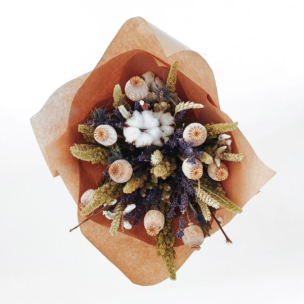 The Dried Bouquet Flowers Isa Bloom Floom