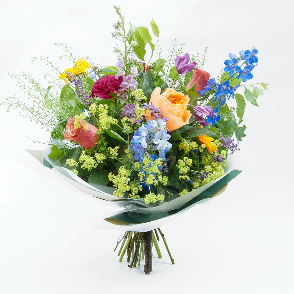 Same day flower delivery london local florists floom vibrant summer meadow izmirmasajfo