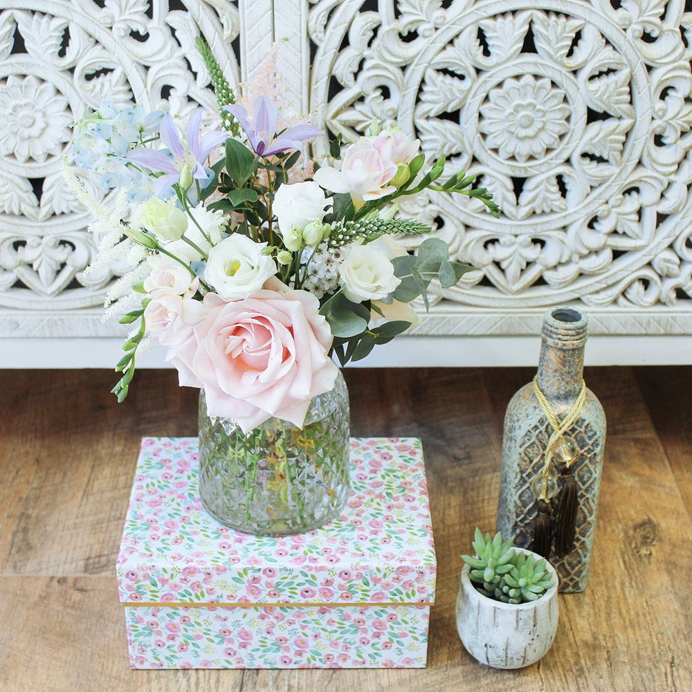 Innocence in Vase