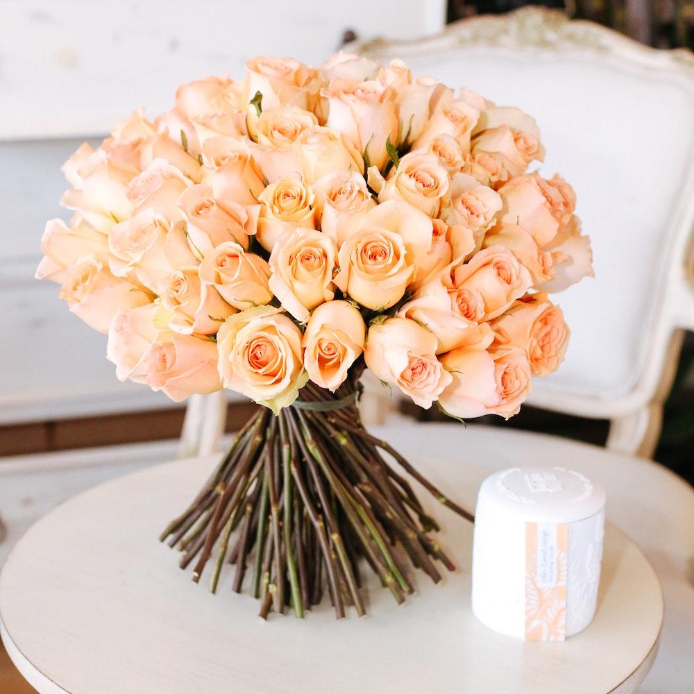 Rose Bar Peach Rose