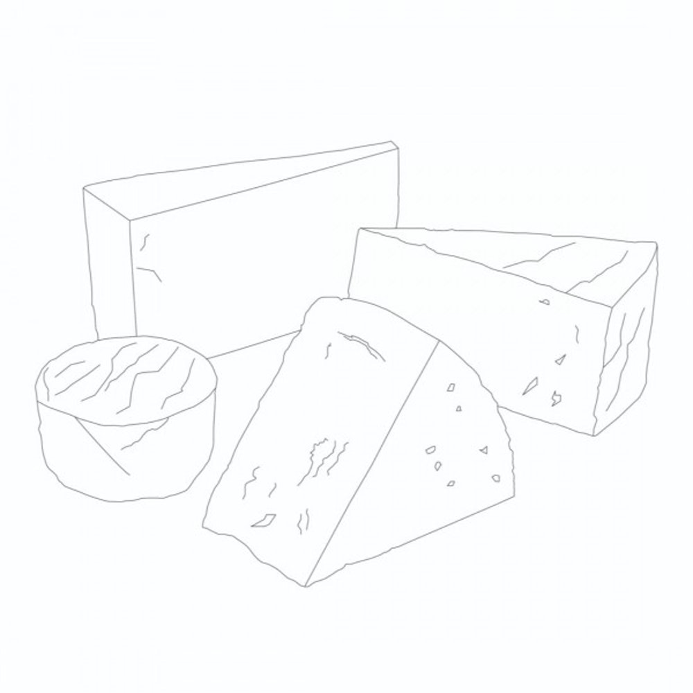 Weekend Cheese Box