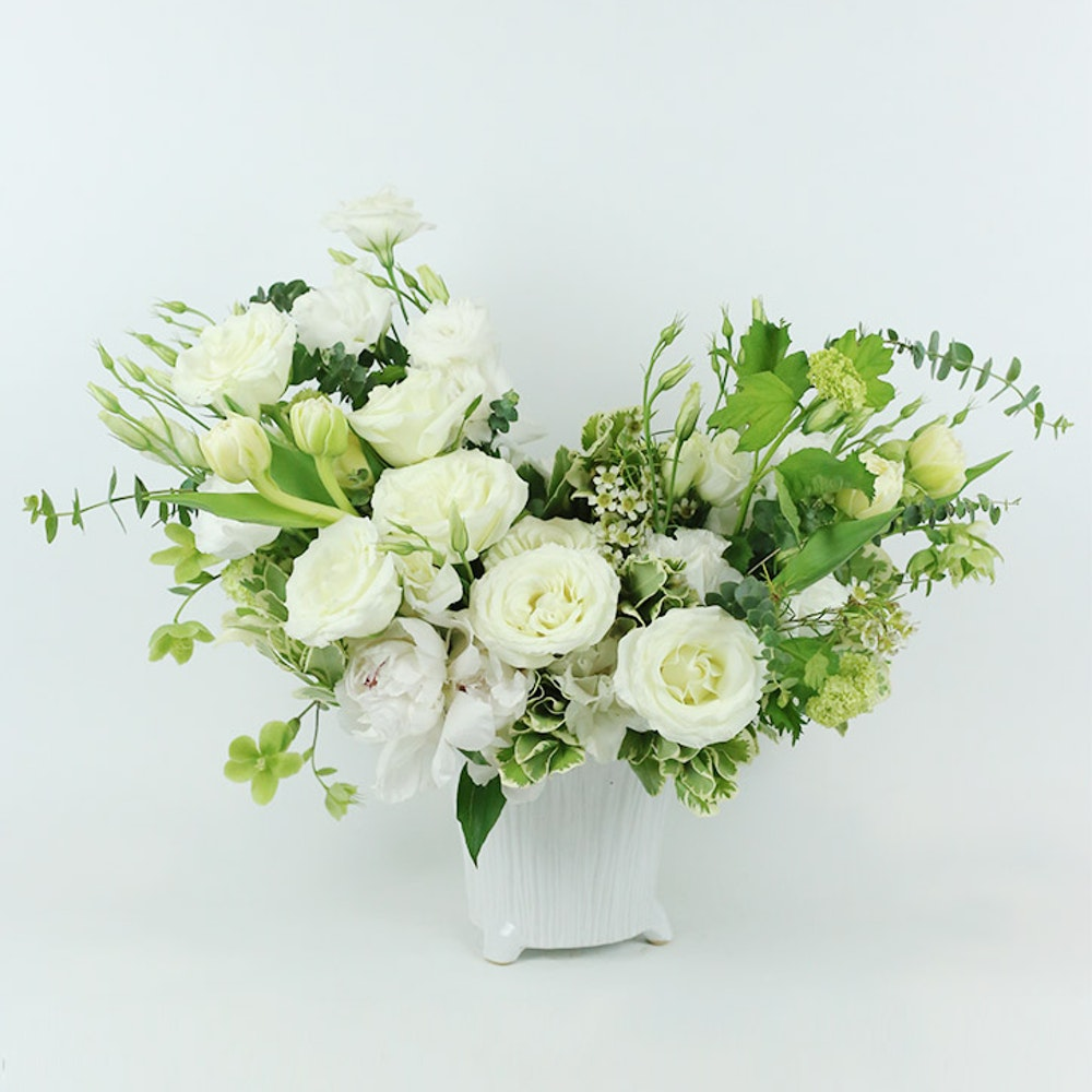 Love and Lisianthus