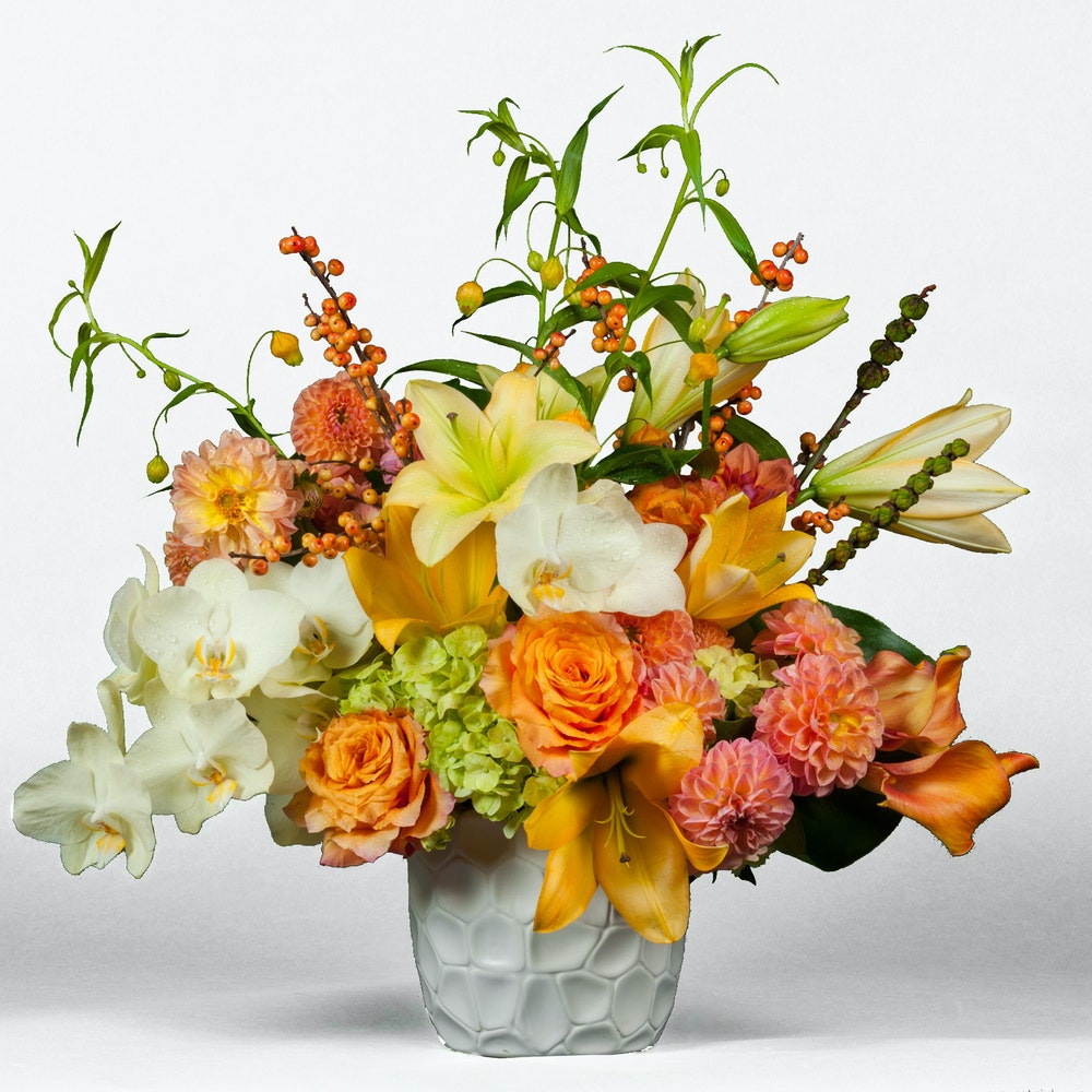 Autumn In New York L Flowers Seasons A Floral Design Floom