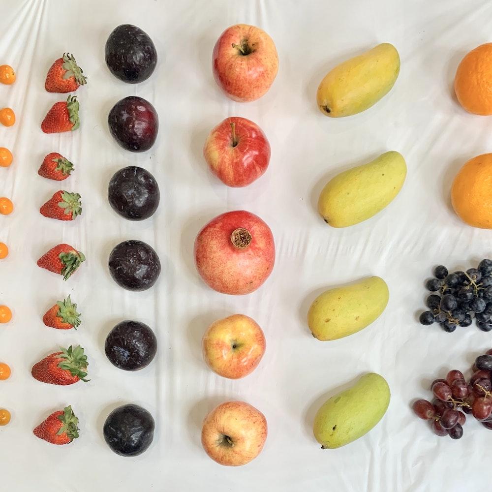 Big Fruit Sampler