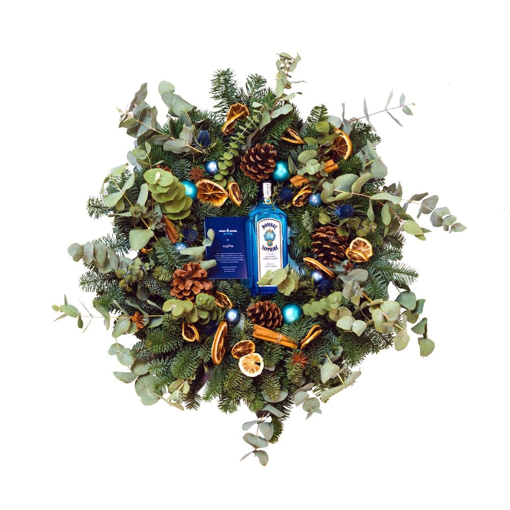 The Garnish Wreath