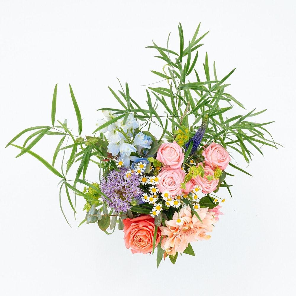 Paisley Bunch in Vase