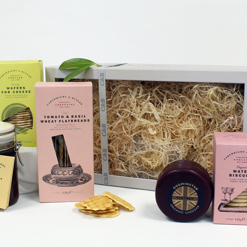 Cheese Lover's Box