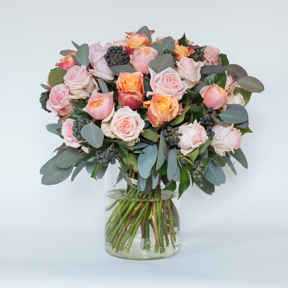 Large Rose Vase