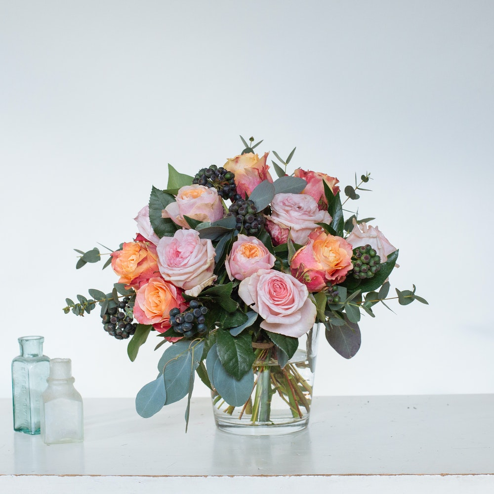 Small Rose Vase